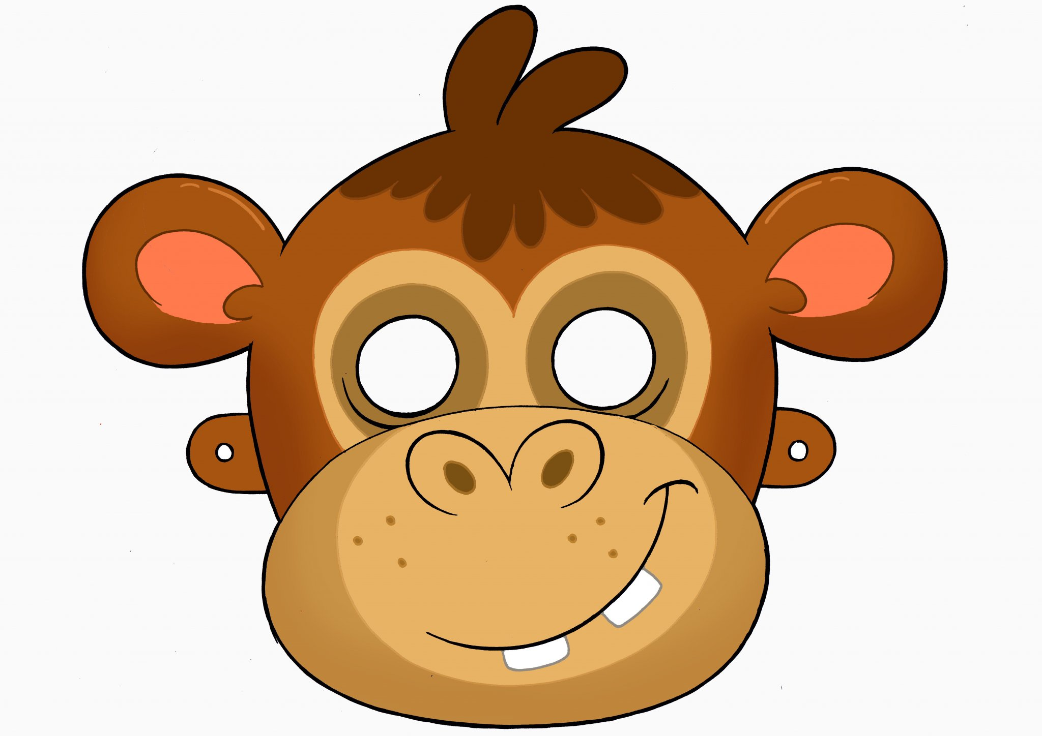 Kivaghato-majom-maszk-alarc